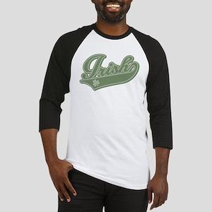 Irish [Baseball Style] Baseball Jersey